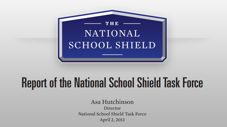National School Shield: Task Force Summary Report