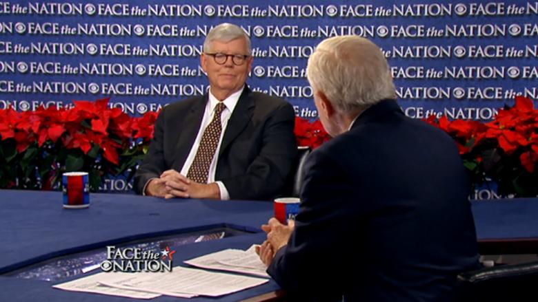 CBS Face the Nation: David Keene